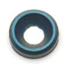 Countersunk Flat Washers Blue