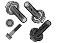 Flange Screws
