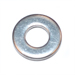 Metric Flat Washers Plated