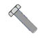 Hex Tap Bolt Fully Threaded 18 8 Stainless Steel