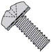 Phillips Pan Internal Sems Machine Screw Fully Threaded 18 8 Stainless