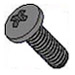 Metric Pan Head Phillips Stainless Black Oxide Screws