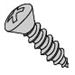#4 x 3/8 Oval Phillips Sheet Metal Screws 18-8 Stainless