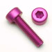 4-40-x-3/8-Socket-Head-Socket-Cap-Screw-Purple-Qty-25