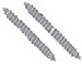 Dowel Screw Zinc