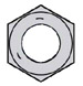 Fine Thread Finished Hex Nut Grade 5 Zinc