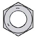 Fine Thread Hex Nut Grade 5 Domestic Zinc