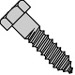 Hex Lag Screw 18 8 Stainless Steel