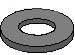Machine Screw Washer 18 8 Stainless Steel Black Oxide