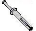 Mushroom Head Hammer Drive Anchor 18 8 Stainless Steel