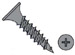 Phillips Bugle Head Fine Thread Drywall Screw Black Phosphate