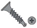 Phillips Bugle Head Self Drilling Drywall Screw Black Phosphate