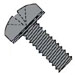 Phillips Pan Internal Sems Machine Screw Fully Threaded Black Oxide