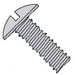 Slotted Truss Machine Screw Fully Threaded 18 8 Stainless Steel