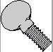 Thumb Screw Plain 18 8 Stainless Steel
